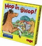 Hop in galop!