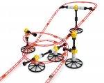 Knikkerbaan Quercetti - Roller Coaster Mini Rail 6+