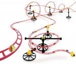 Knikkerbaan Quercetti - Roller Coaster Maxi Rail 7+
