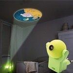 Groen nachtlampje - Haba