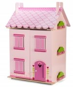 Houten Poppenhuis My first dreamhouse - Le Toy van