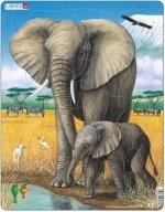 Legpuzzel safari dieren Larsen