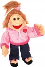 Handpop kleine Paula - 35cm