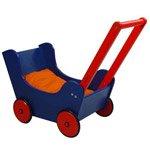 Loopwagen walky blauw - Knorrtoys