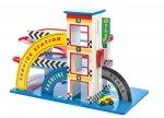 Vintage garage - Le toy van