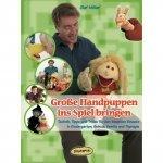 Boek 'Große Handpuppen ins Spiel bringen'