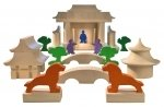 Japans huis - Bouwblokken -  Master Builder
