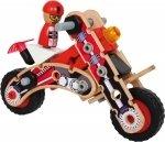 Constructieset - Raceauto en Drag racer - Legler