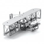 Wright Brothers Airplane - Metal Earth