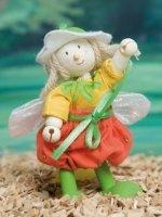 Poppenhuispop - Bloemenfee Chloë - Le toy van