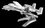Metal Earth - A-10 Warthog