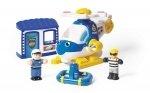 WOW Toys - Oscar Politiehelikopter