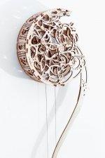 Pendulum Clock - Wooden.City