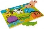Safari puzzel - Tidlo