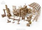 UGears Robot fabriek