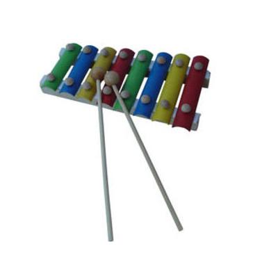 Metallofoon 8 noten