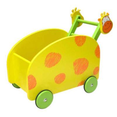 Loopwagen giraffe