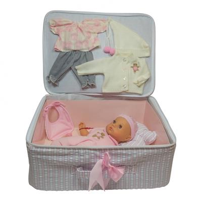 Baby Sarah in koffer - Götz pop