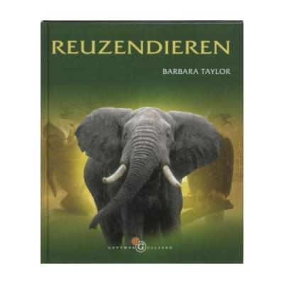Reuzendieren - Barbara Taylor - Gottmer kinderboek