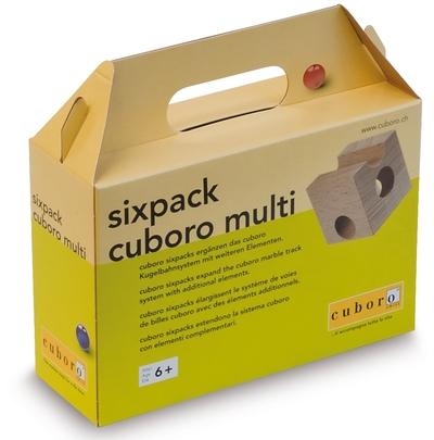 Sixpack Cuboro Multi