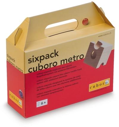 Sixpack Cuboro Metro