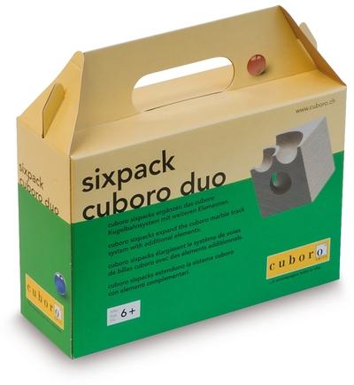 Sixpack Cuboro Duo