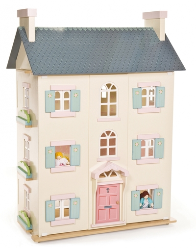 Cherry Tree Hall poppenhuis - Le Toy van