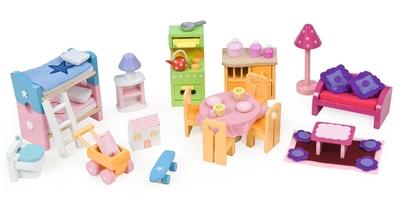 Meubelset De Luxe - Le toy van