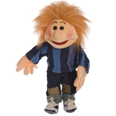 Handpop - Kleine voetballer Louis