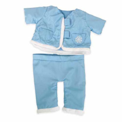 Baby Stella - Snow days outfit - 35cm