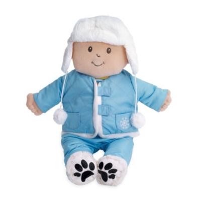 Baby Stella - Muts en laarsjes - 35cm