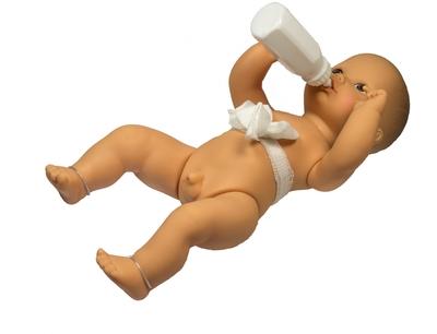 Newborn Aquini Boy - Götz pop