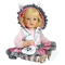 Adora Toddler Time Baby The cat's meow - 51 cm