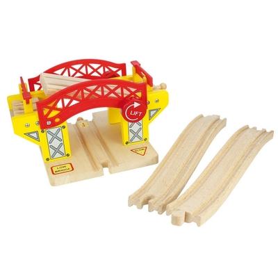 Ophaalbare treinbrug - Bigjigs