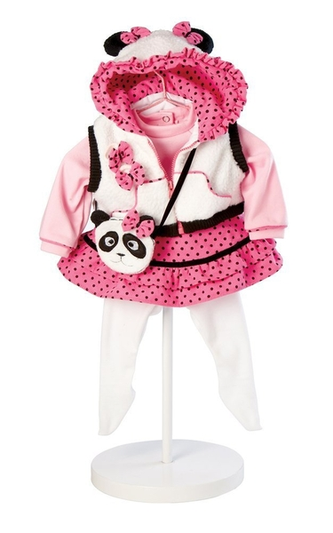 Toddler Time Baby Outfits - Panda Fun