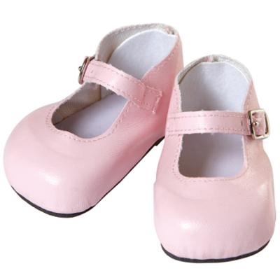 Roze schoentjes - 51cm - Adora