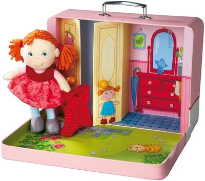 Haba pop - Shona met speelkoffer