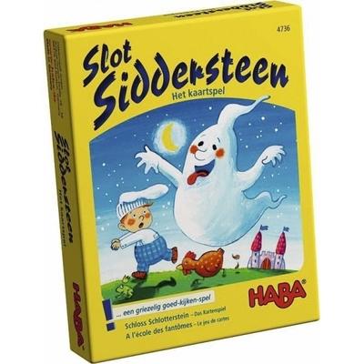 Slot Siddersteen – Het kaartspel