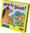 Hop in galop!