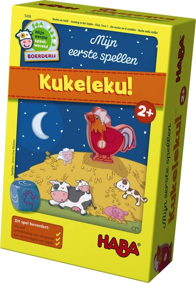 Kukeleku! – Mijn eerste spellen