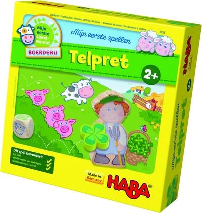 Telpret – Mijn eerste spellen