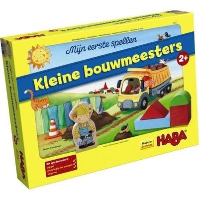 Kleine bouwmeesters – Mijn eerste spellen