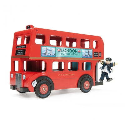 Londense bus - Le toy van