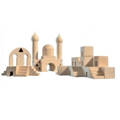 Midden-Oosten - Bouwblokken - Master builder