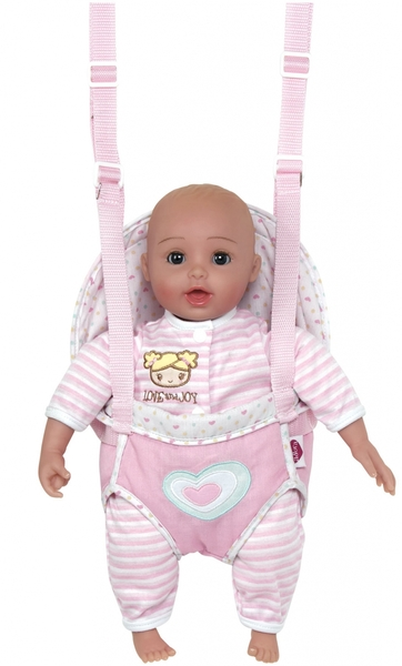 Giggle Time Baby - Girl Pink