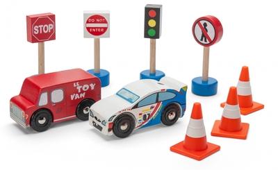 Verkeersregelset - Le toy van
