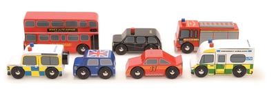 Londen autoset - Le toy van