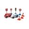 Set houten voertuigen - Le toy van