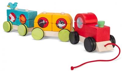 Stapeltrein - Le Toy van