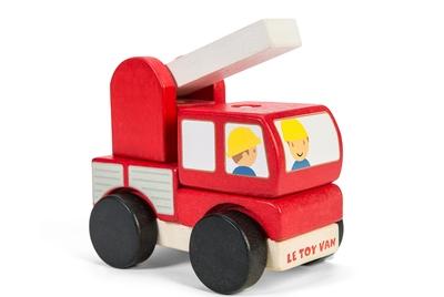 Brandweerwagen - Le toy van